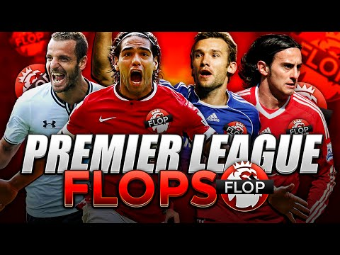 BIGGEST PREMIER LEAGUE FLOPS!