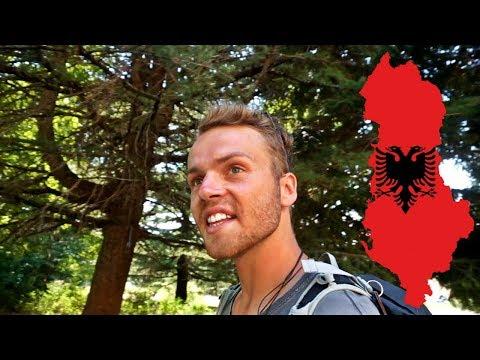 GETTING HIGH IN ALBANIA 🇦🇱 (Guns, Knives & Cigarettes)