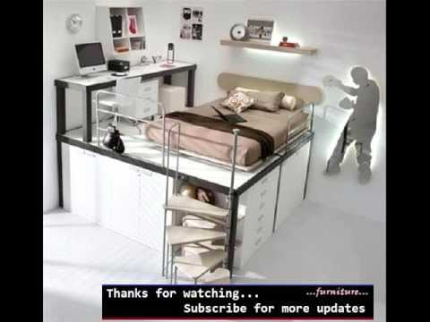 Furniture For Small Spaces Bedroom furniture for small spaces bedroom | | resource furniture romance