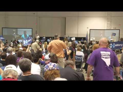 Clark County Democratic Convention results 4/2/16