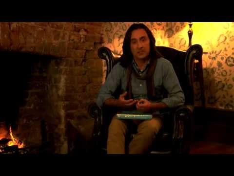 Neil Oliver on Writing his Fiction Debut MASTER OF SHADOWS