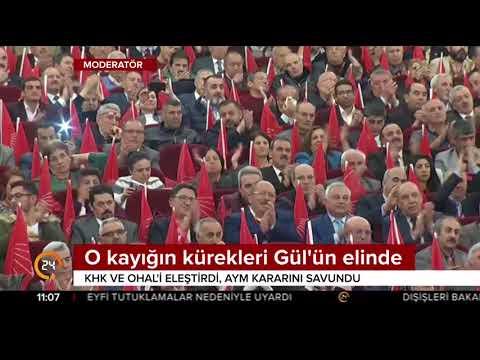 Abdullah Gül, şimdi de OHAL'i eleştirdi