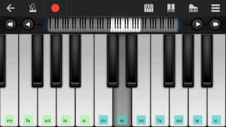 تعليم اغنية ديسباسيتو علي البيانو كامله للاندرويد
