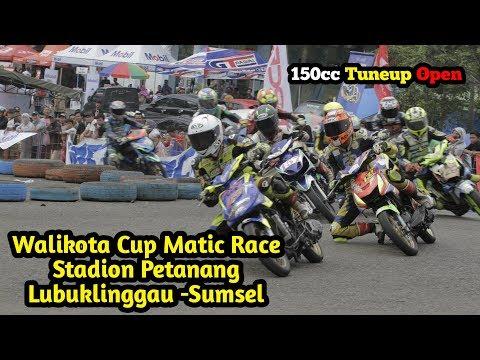 """Wahyu Nugraha 131""Terjatuh,Tertinggal,Tetap Podium,Lampung Menguasai.."