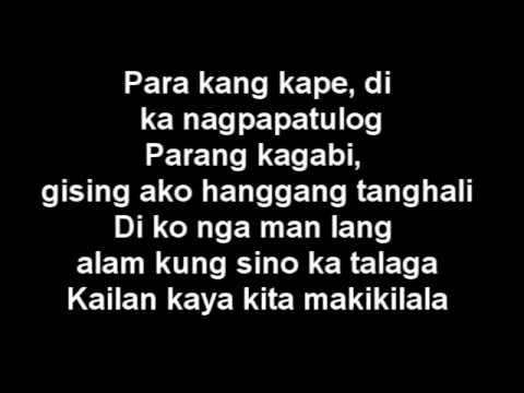 Ted Hanna Lyrics Parokya Ni Edgar