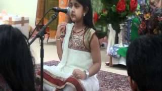 Saanika - Tanu Karagadavaralli (Kannada Vachana) with Karaoke