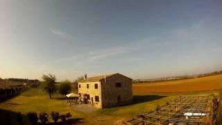 Casale dei Gelsi (panoramica esterna 180°) Agriturismo B&B in Umbria - Orvieto.mp4