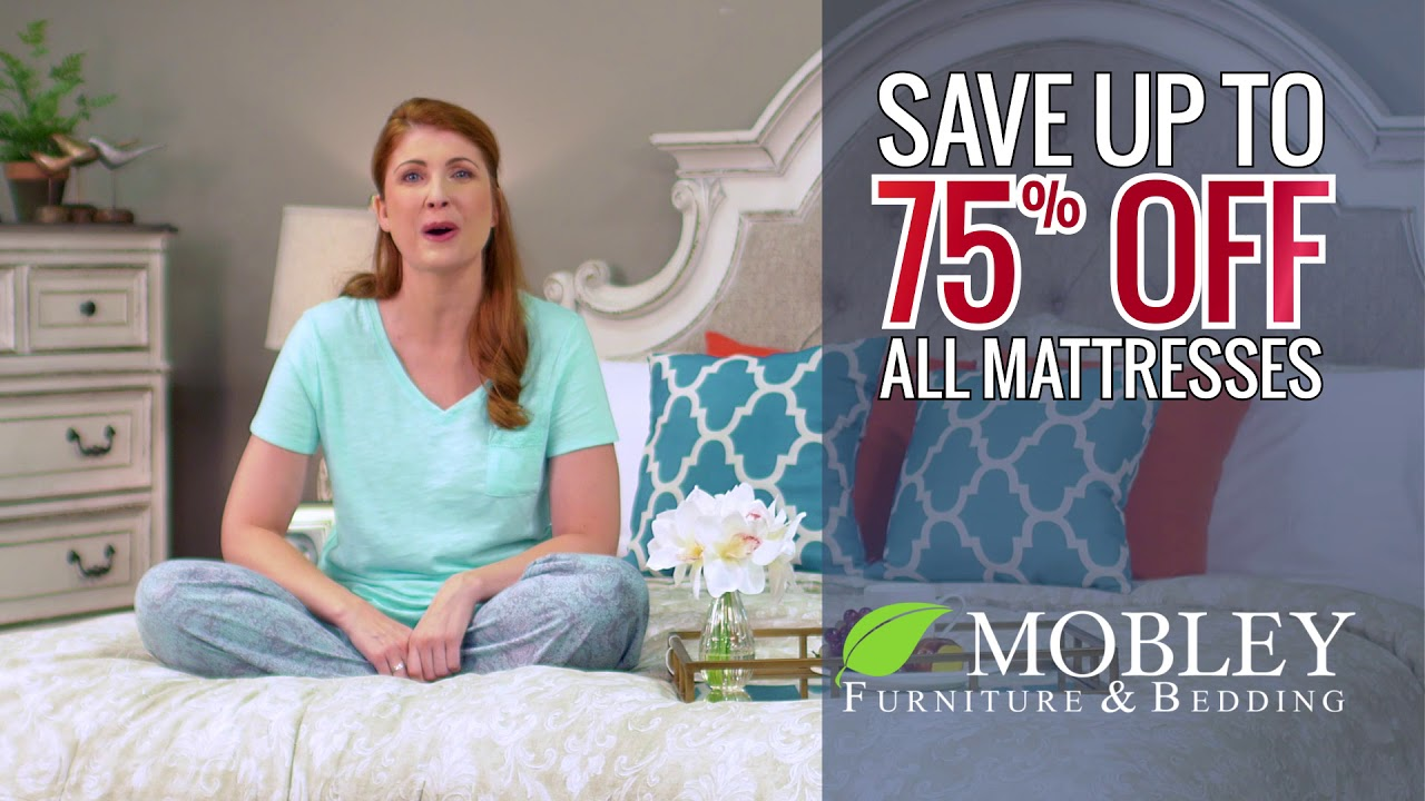Mobley Furniture Outlet: Mattress Clearance