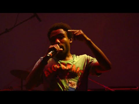 "Childish Gambino - ""Bonfire"" [World Premiere Performance] (Live In San Diego 7-22-11)"