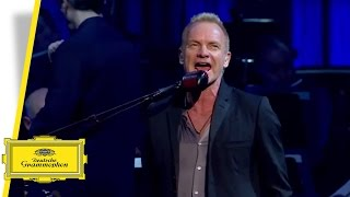 """Sting - Every Little Thing She Does Is Magic (Live) Listen to """"Live..."""