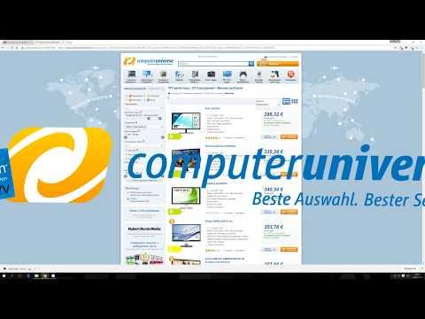 Подробная инструкция как правильно покупать на computeruniverse ru