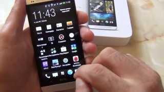видео HTC One Dual Sim