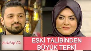 Zuhal Topal'la 82. Bölüm (HD) | Yeni Talibini Gören Hanife'ye Eski Talibinden Sitem!