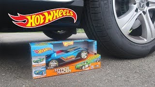 RC HOT WHEELS vs CAR