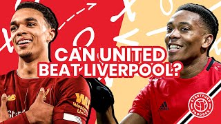 Can United Beat Liverpool?   Manchester United v Liverpool   3-Point Preview