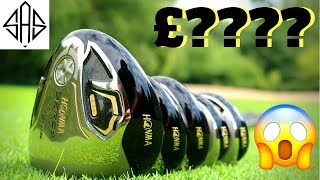I BOUGHT RARE EXPENSIVE JAPANESE GOLF CLUBS ON FACEBOOK!!!