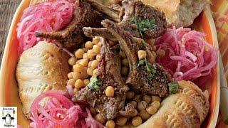 Блюда из баранины рецепты.Нохат шурак по самаркандски