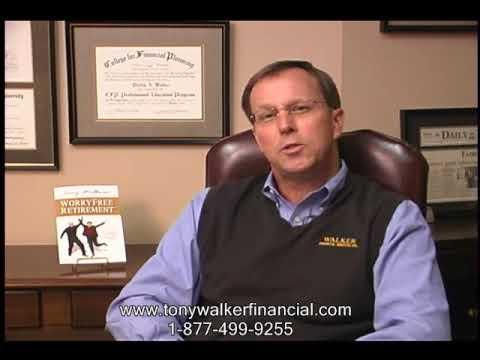 Tony Walker Financial - Top 10 Questions:  #9