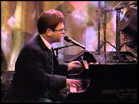 Elton John - Tonight Show with Jay Leno. September 20, 1993