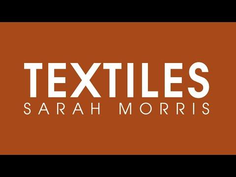 Textiles - Cardiff School of Art & Design - Sarah Morris