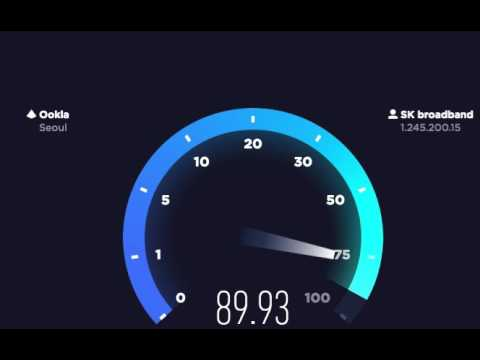2nd Try: WiFi Speed Test BETA @speedtest Net