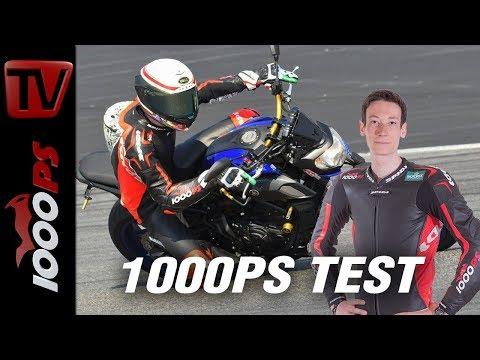 Yamaha MT-07 SP (!) Edition - 1000PS rüstet auf - Tuning, Leistungsprüfstand, Rennstrecke
