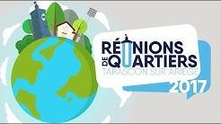 Tarascon sur Ariège, réunions de quartier
