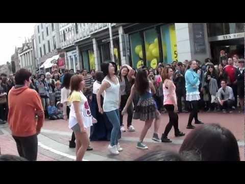 K-pop Flashmob