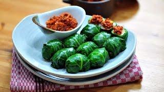 영양만점 채식요리,두부쌈장과 케일쌈밥 만들기(Tofu …