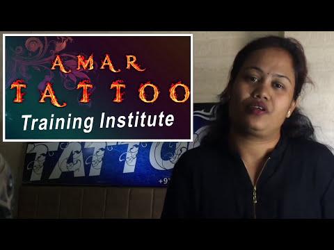 Female tattoo artist in Nagpur, Maharashtra,INDIA tattoo school in pune , tattoo institute in Mumbai