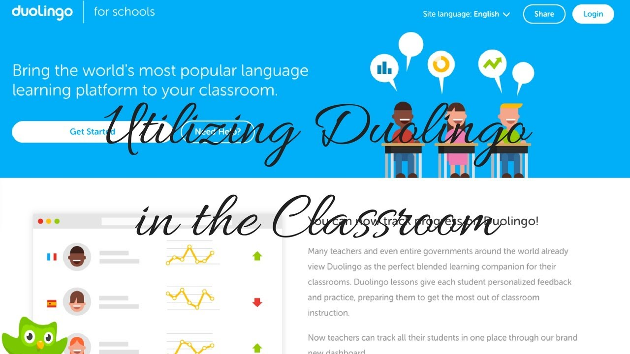 how to join a classroom on duolingo
