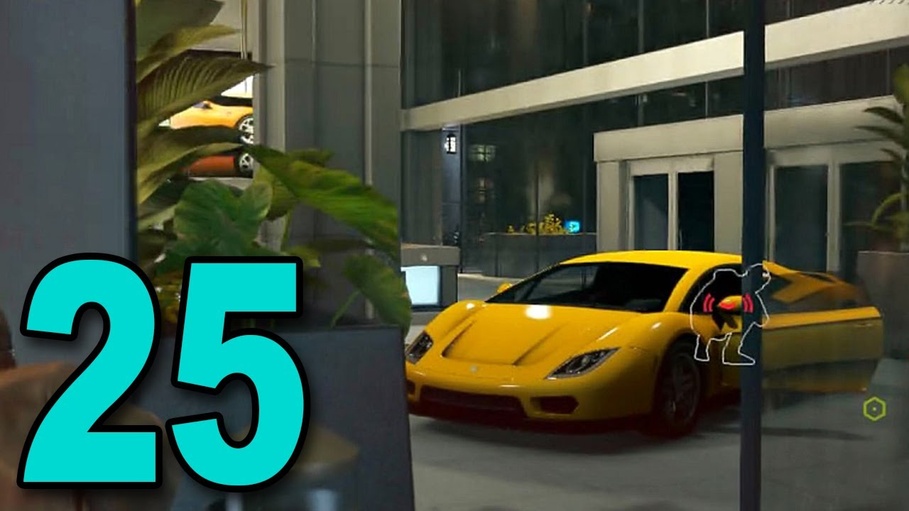 Exotic Car Dealerships Near Me >> Watch Dogs Part 25 Exotic Car Dealership Let S Play