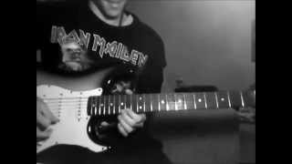 Paschendale -- Iron Maiden Guitar Cover