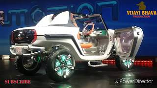 Suzuki e Survivor | review 2018 | Auto expo Motor Show | Future car