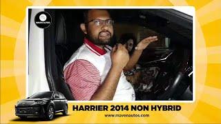 HARRIER 2014 NON HYBRID