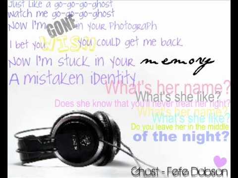 Ghost - Fefe Dobson