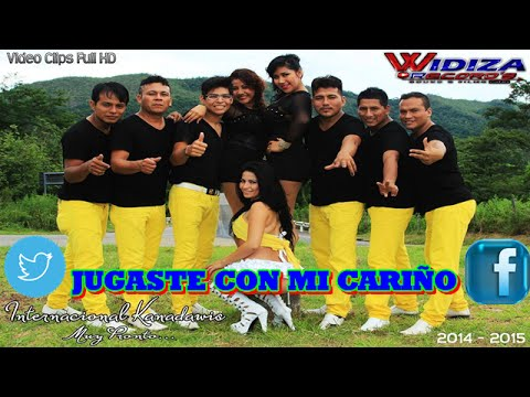 JUGASTE CON MI CARIÑO INTERNACIONAL KANADAWIS DE JUANJUI AUDIO HD 2015