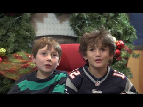 Boys and Girls Club of Greater Salem New Hampshire Holiday video