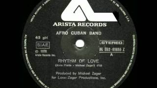 Afro Cuban Band - Rhythm Of Life (Astrolabio Discotheque) 1978