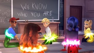 The Great Reveal at School! Identities Revealed: - We Know Who You Are... Edit