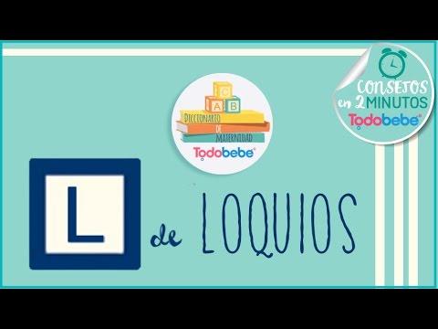 TODOBEBÉ | L DE LOQUIOS