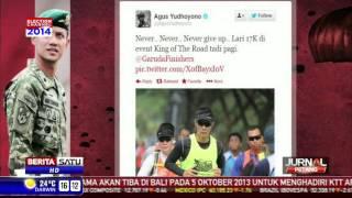 reaksi publik terhadap kicauan agus yudhoyono