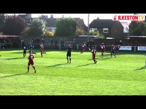 Gresley FC 2 - 1 Ilkeston FC