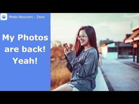 Photo Recovery - Ztool - Help you recover deleted photos and deleted videos on the phone