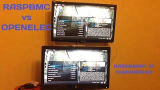 Repeat youtube video Raspberry Pi: Openelec Vs Raspbmc