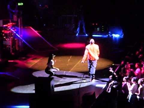 Trey Songz Singing 'Already Taken' Live