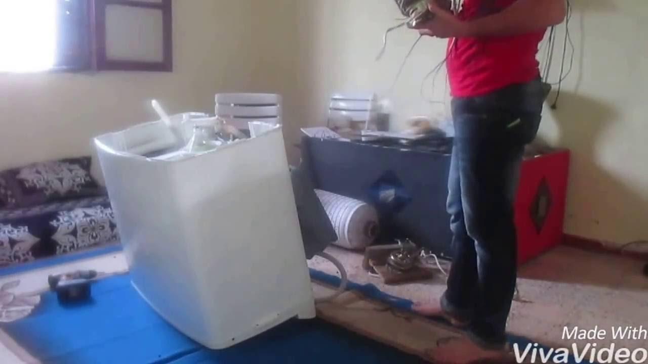 reparations machine de laver a la maisan youtube. Black Bedroom Furniture Sets. Home Design Ideas