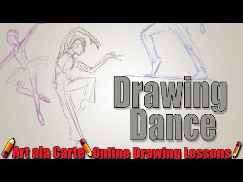 Drawing Dance