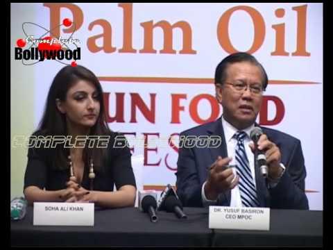 Soha Ali Khan, Kunal Khemu, Maria Goretti at Malaysian Palm Oil Council