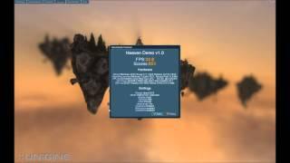 Heaven Benchmark v1.0 na Core 2 Duo 2.66GHz ,RAM 4GB ,HD4870 512MB GDDR5